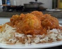 """Recetas"", hoy: Malai Kofta, Albóndigas Vegetarianas en Salsa"