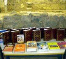 La Biblioteca Pública del Estado en Ceuta, recibe los libros de Srila Prabhupada