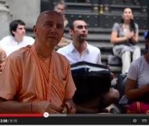 ¿QUIENES SON LOS HARE KRISHNAS? video de la congregación de ISKCON Chile.