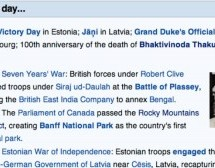 Wikipedia conmemoró los 100 años de la desaparición de Bhaktivinoda Thakur