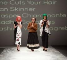 Semana de la moda en Croacia cuenta con diseños inspirados en Bhakti