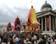 46° Edición del Ratha Yatra en Londres