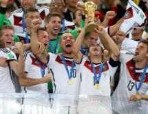 El yoga de la selección alemana de Fútbol