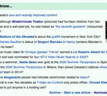 La principal página de Wikipedia Muestra un creciente reconocimiento del Gaudiya Vaishnavismo