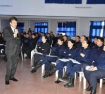 Policías Entrenados en Técnicas Ayurvédicas antiestrés