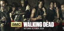 Actores de Walking Dead se convierten en vegetarianos por escenas sangrientas