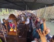 VIDEO> Distribución de Prasadam en Mayapur