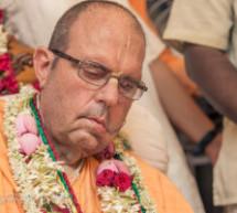 Actualización sobre la Salud de Su Santidad Jayapataka Swami.