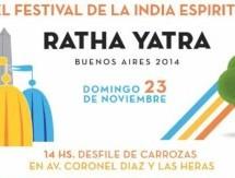 ANUNCIOS> Ratha Yatra en Buenos Aires.