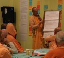 Mayapur Sanga de ISKCON, Sannyasis, Gurus y GBC's – Día 3