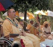 Navadvip Parikrama 2015, Invitación de S. S. Jayapataka Swami a los discípulos de Srila Prabhupada.