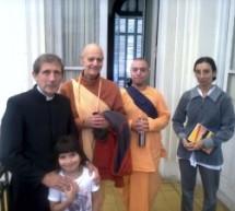 Un Pequeño y Profundo Encuentro Interreligioso.