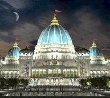 VIDEO: Templo del Palnetario Védico, Metraje Cinemático Aéreo