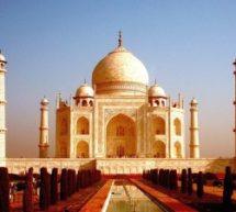 El Taj Mahal tardará nueve años en recuperar el brillo