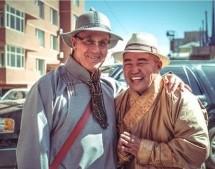 Tour Hare Krishna por Mongolia