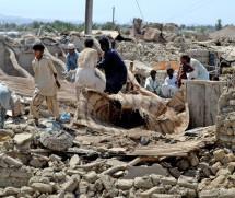 Los muertos por el terremoto de magnitud 7,5 que sacudió Afganistán, Pakistán e India ya superan los 300