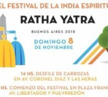 Ratha Yatra 2015, Buenos Aires, 8/11/2015