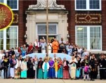 Devotos celebran el 50 aniversario de la llegada de Prabhupada a Butler