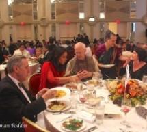 Líderes Religiosos y Políticos aprecian los 50 años de ISKCON en Cena de Gala Whashington DC