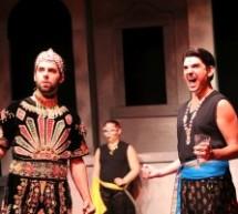 Premier del musical Ramayana en West Liberty University