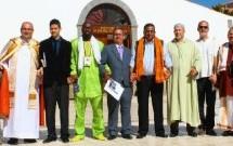 Ocho comunidades religiosas se reúnen en Tenerife, España, para rezar por la paz, el respeto y la convivencia