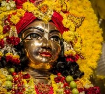 Sri Nityananda Trayodasi Abhiseka, el baño trascendental de Nitay…