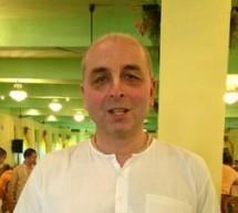 Entrevista a Sriman Parabharti Dasa, Presidente del Templo de Florencia – Italia