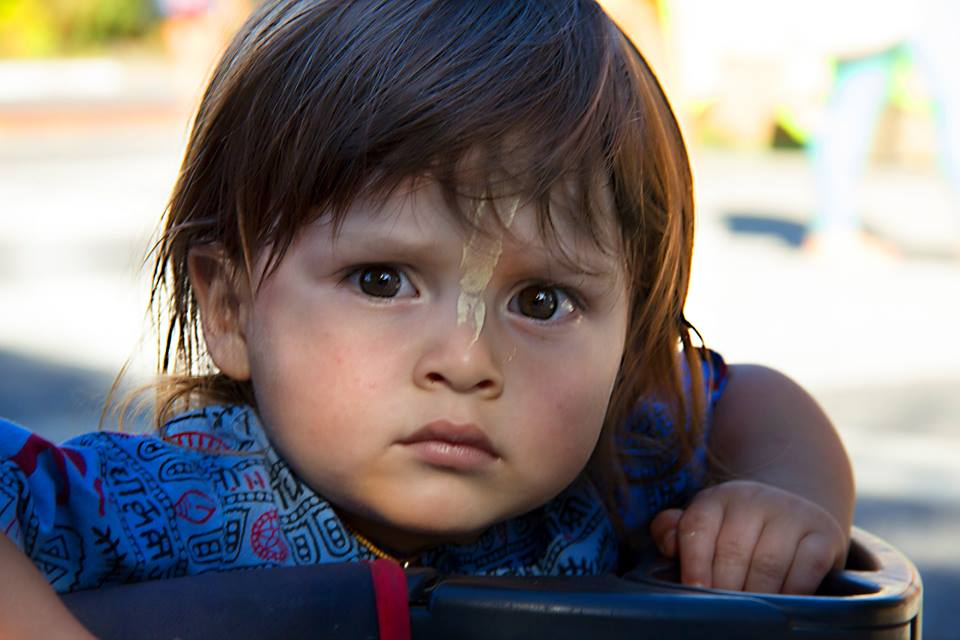 Los niños vaisnavas... el auspicioso futuro de la humanidad, presentes en la hermosa celebración