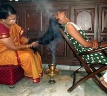 Cosmética: Baños de sahumerio de Benjui, para tu cabello