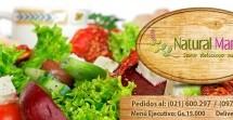 """""""Natural Manjari"""" el nuevo restaurante Consciente de Paraguay."""