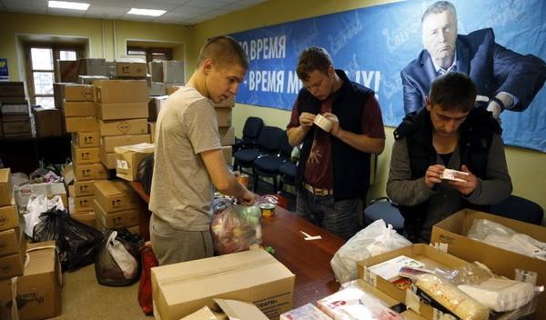 Último momento sobre los Devotos refugiados de Ucrania.