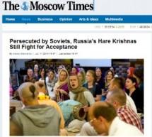 Perseguidos por los Soviéticos, los Hare Krishnas de Rusia aún luchan por aceptación.