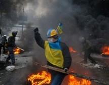 Devotos de ISKCON huyen de la guerra del este de Ucrania