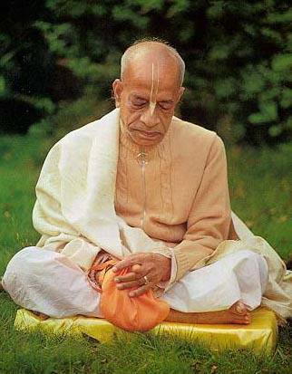 Su Divina Gracia A.C. Bhaktivedanta Swami Prabhupada y su visión trascendental