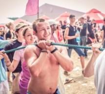 800,000 almas tocadas… las fotos del final del festival de Woodstock, Polonia