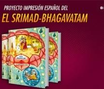 Novedades campaña Srimad Bhagavatam en Español