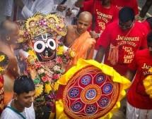 Edición 43° del Ratha Yatra en Calcuta
