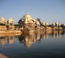Kundas y Sarovars (lagos sagrados) serán restaurados en Vrindaban