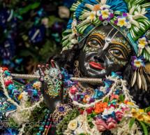 Foto Noticias ; Sri Sri Radha Madhava en Janmashtami. Mayapur
