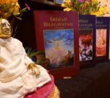 """PRIMICIA!!! """"LLegan las Primeras Muestras de la Nueva Edición del Srimad Bhagavatam"""""""