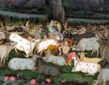 Nueva muestra de pinturas del célebre BG Sharma