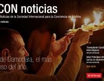 NO TE OLVIDES!!! ISKCON Noticias en atractivo nuevo formato