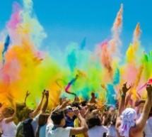 Los devotos cantarán para50.000 personas en el Festival de los colores enBrasil.