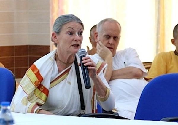 GBC completa tres días de Sesión Especial sobre Vaishnavi Diksa Gurus