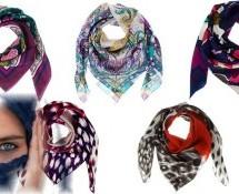 MODA: Para ellas… mil formas de usar un pañuelo