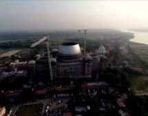 VIDEO: Dron Ojo de Águila sobre Sridham Mayapur y el Planetario Védico.