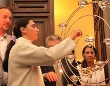 Roma festeja oficialmente por primera vez la celebración de Diwali