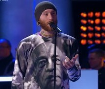 "VIDEO; Pierre Edel (Premamaya Vasudeva das) sigue triunfando en ""The Voice"" Rusia"