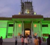 Miles de asistentes, en apertura del Segundo templo más grande del Mundo de ISKCON