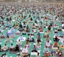 El primer ministro indio crea un viceministerio de yoga
